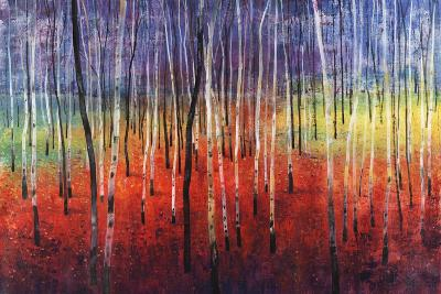 Shimmering Trees-Tim O'toole-Giclee Print