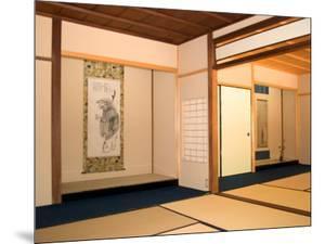 Alcove, Kyoto, Japan by Shin Terada