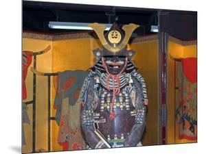 Armor Samurai, Kyoto, Japan by Shin Terada