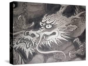 Dragon Head, Kyoto, Japan by Shin Terada