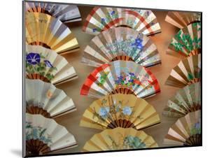Folding Fan, Kyoto, Japan by Shin Terada