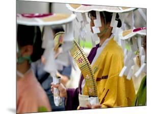 Folk Costume, Kyoto, Japan by Shin Terada