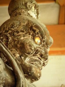 Guardian God, Japan by Shin Terada