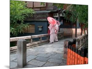 Maiko, Kyoto, Japan by Shin Terada