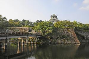 Osaka Castle by Shin Terada