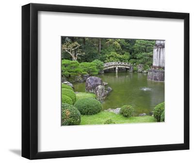 Scilent Stone Garden, Kyoto, Japan