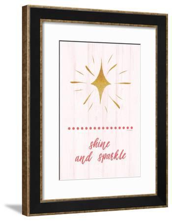 Shine and Sparkle-Ramona Murdock-Framed Art Print