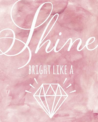 Shine Bright-Lottie Fontaine-Giclee Print