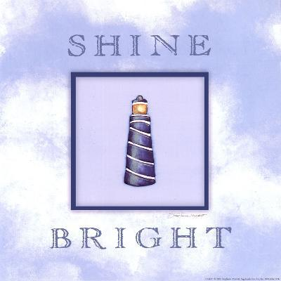 Shine Bright-Stephanie Marrott-Art Print