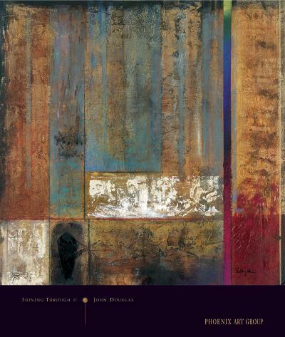 Shining Through II-John Douglas-Art Print