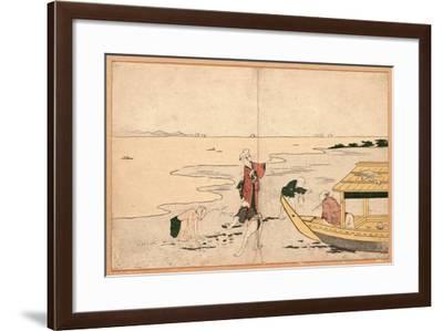 Shiohigari--Framed Giclee Print