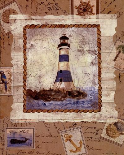 Ship To Shore IV-Lisa Ven Verloth-Art Print
