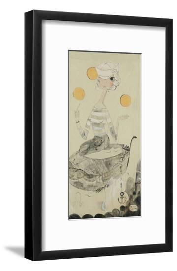 Ship to shore-Kelly Tunstall-Framed Giclee Print