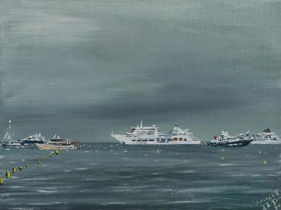 Ships and Boats at Cannes 2014-Vincent Alexander Booth-Photographic Print