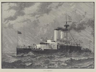 Ships at the Queen's Jubilee Naval Review--Giclee Print