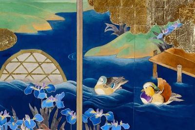 Shiragiku-Haruyo Morita-Art Print