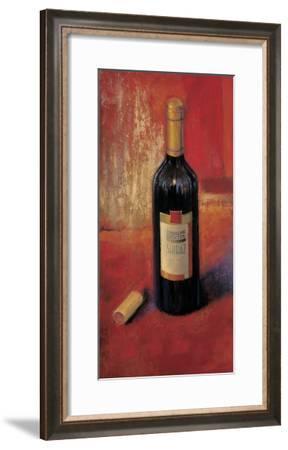 Shiraz Abstract-James Wiens-Framed Art Print