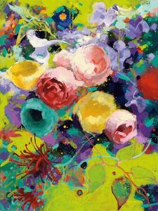 Des Roses by Shirley Novak