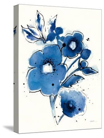 Independent Blooms Blue III