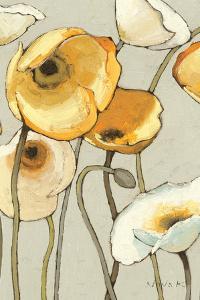 Jaune Gris II Crop by Shirley Novak