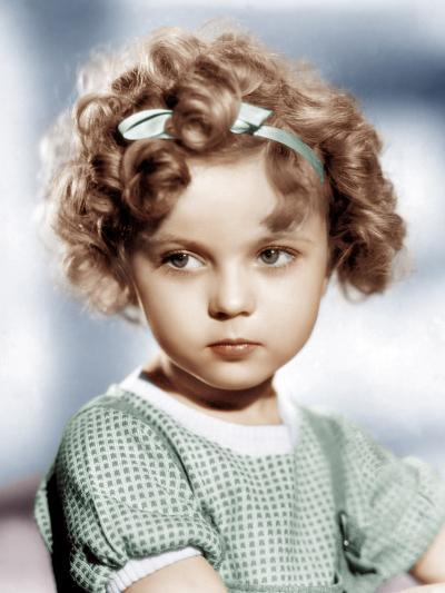 Shirley Temple, ca. 1934--Photo