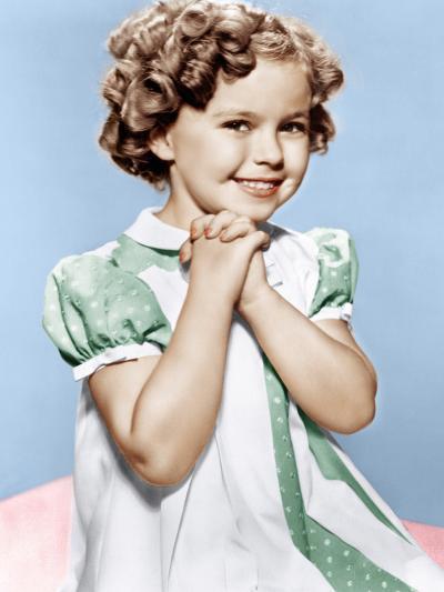 Shirley Temple, ca. 1936--Photo