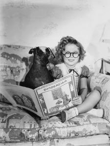 Shirley Temple, Ca. 1936