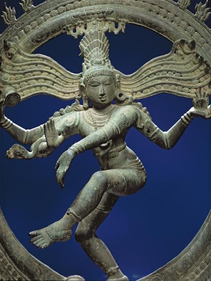 Shiva Nataraja Chola, South Indian, 12th-13th Century--Giclee Print