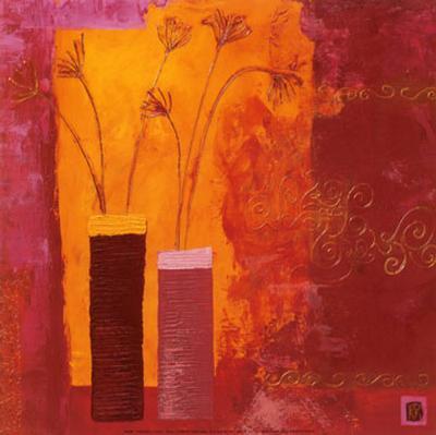 Shiva-Karine Romanelli-Art Print