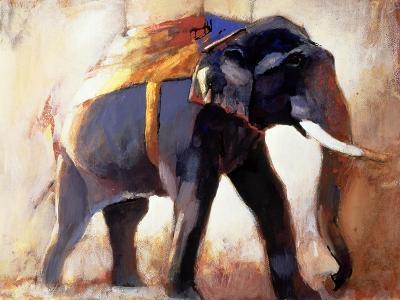 Shivaji, Khana, 1996-Mark Adlington-Giclee Print