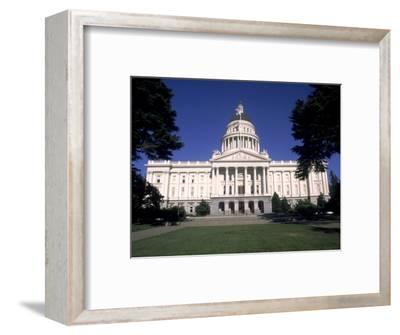 State Capitol Building, Sacramento, CA