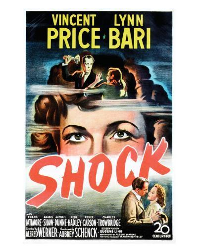 Shock - 1946--Giclee Print