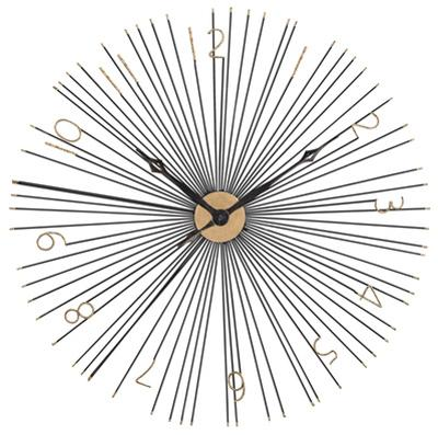 Shockfront Metal Wall Clock
