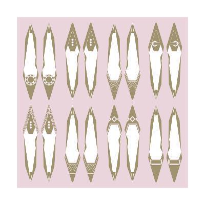 Shoe Collection-Olivia Blinco-Art Print