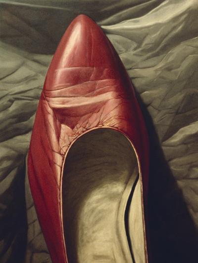 Shoe-like-Robert Burkall Marsh-Giclee Print