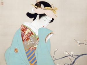 Fragrance of Spring by Shoen Uemura