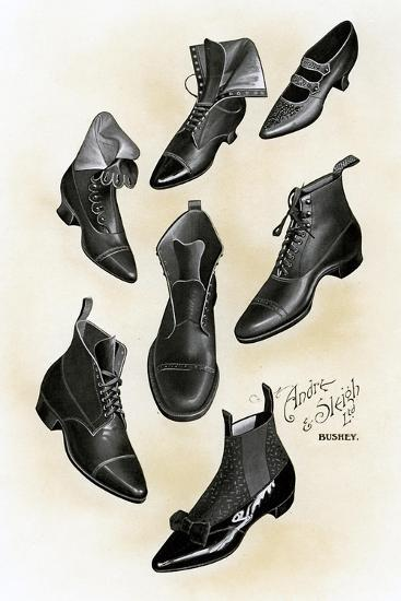 Shoes, 1902-1903-Andre & Sleigh-Giclee Print