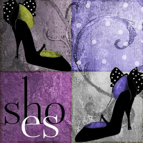 Shoes I-Mindy Sommers-Giclee Print