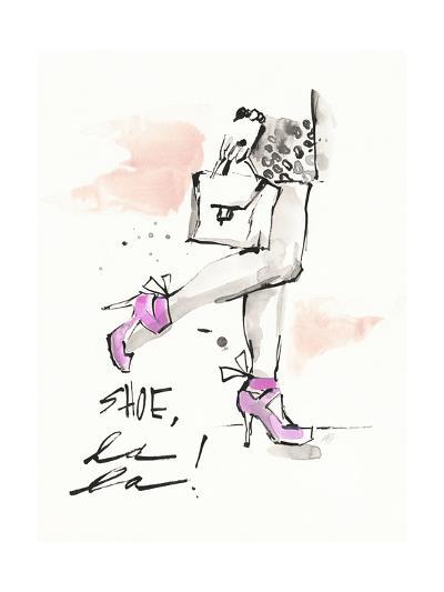 Shoes La La-Megan Swartz-Art Print