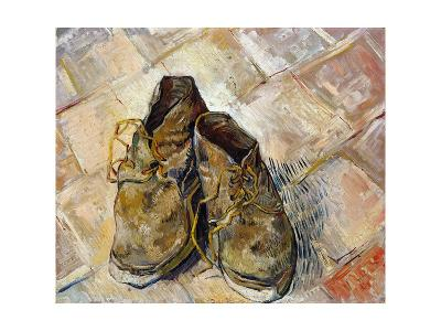 Shoes-Vincent van Gogh-Giclee Print