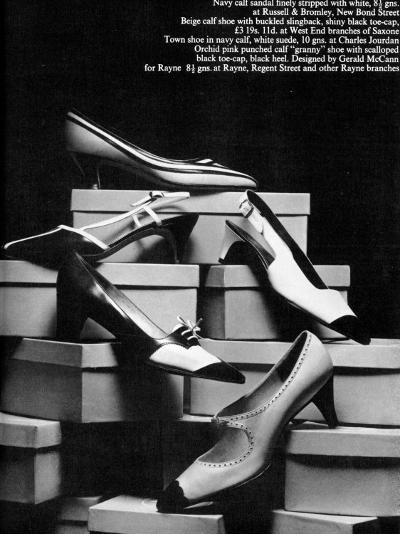 Shoes--Photographic Print