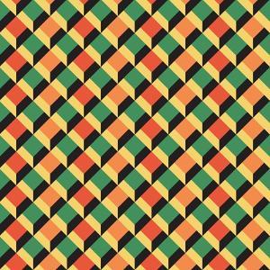 Geometric Seamless Pattern by Shonkar