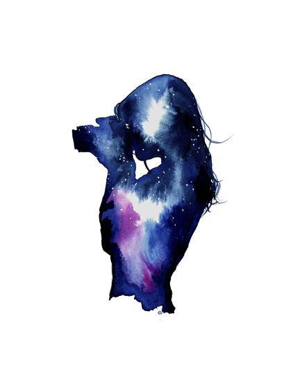 Shooting Stars-Jessica Durrant-Art Print