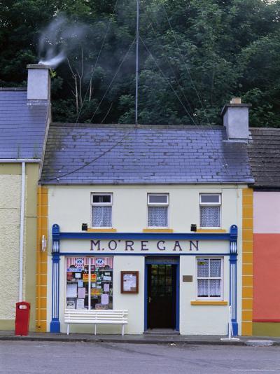 Shop, Kinvara, County Clare, Munster, Eire (Republic of Ireland)-Graham Lawrence-Photographic Print