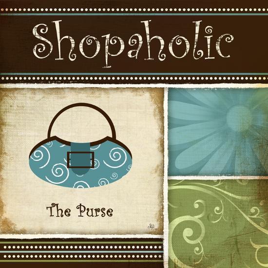 Shopaholic-Jennifer Pugh-Art Print