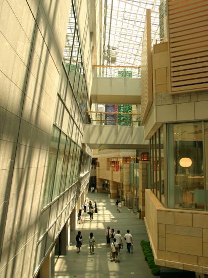 Shopping Centre in Roppongi Hills, Tokyo, Japan-Greg Elms-Photographic Print