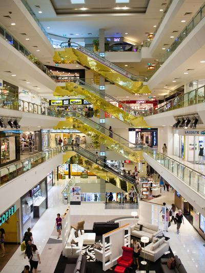 Shopping Centre, Orchard Road, Singapore, Southeast Asia, Asia-Matthew Williams-Ellis-Photographic Print