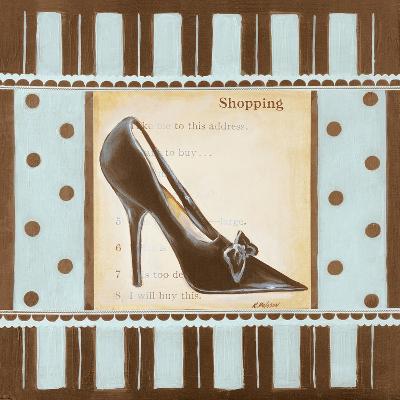Shopping I-Kimberly Poloson-Art Print