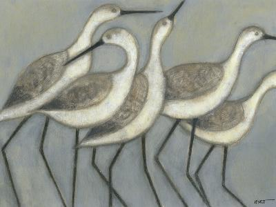 Shore Birds II-Norman Wyatt Jr^-Premium Giclee Print