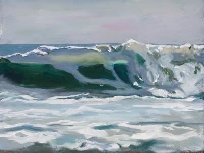 Shore Break 2-Stephen Newstedt-Art Print